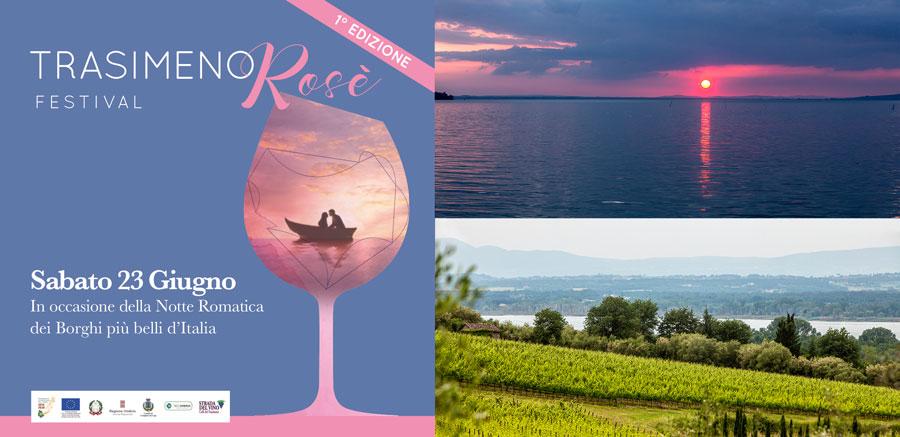 Trasimeno Rosé Festival | 1^ edizione